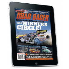 Drag Racer January 2014 Digital