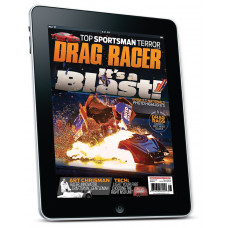 Drag Racer January 2017 Digital