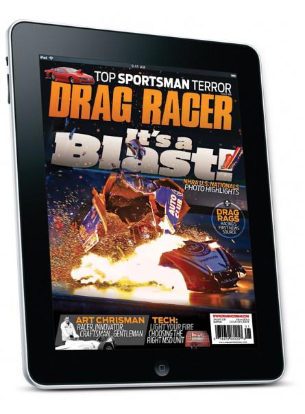 Drag Racer January 2017 Digital