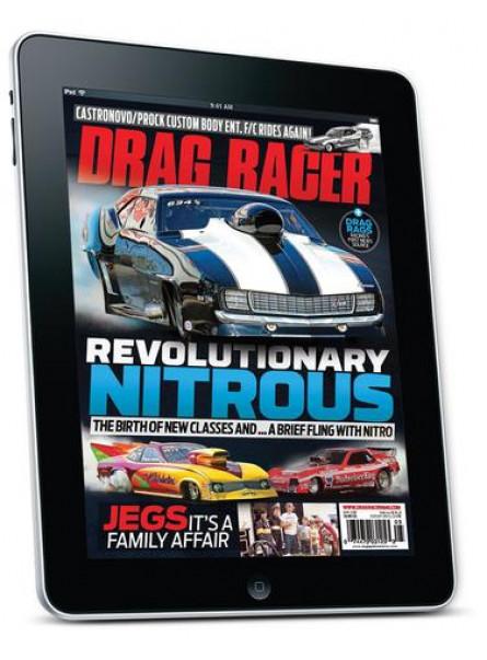 Drag Racer May 2017 Digital