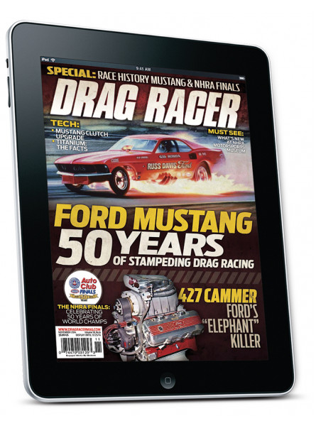 Drag Racer November 2014 Digital