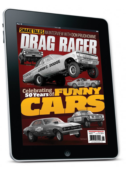 Drag Racer November 2016 Digital