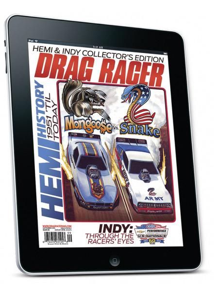 Drag Racer September 2014 Digital