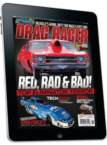 Drag Racer September 2016 Digital