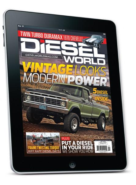 Diesel World July 2016 Digital