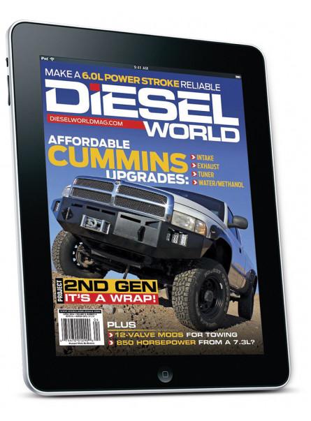 Diesel World April 2014 Digital