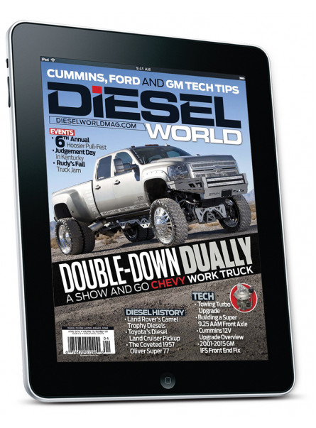 Diesel World April 2015 Digital