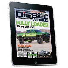 Diesel World August 2017 Digital