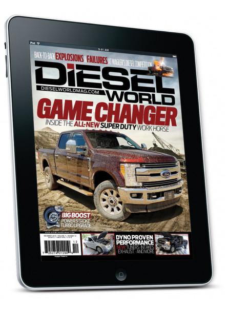 Diesel World Dec 2016 Digital