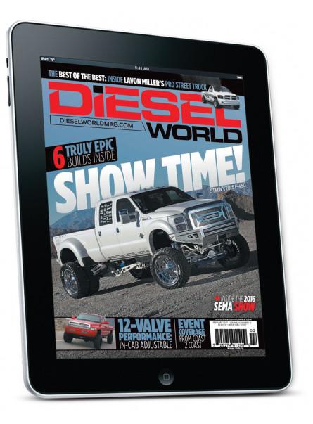 Diesel World February 2017 Digital