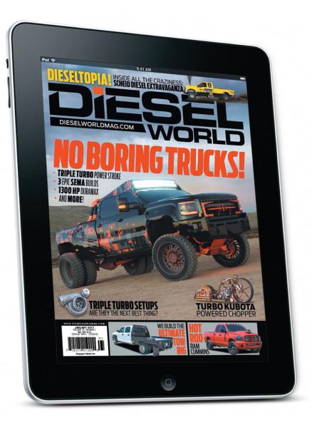 Diesel World January 2017 Digital