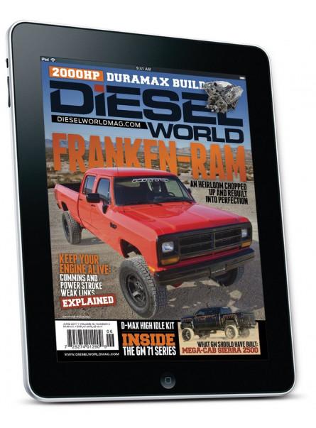 Diesel World June 2017 Digital