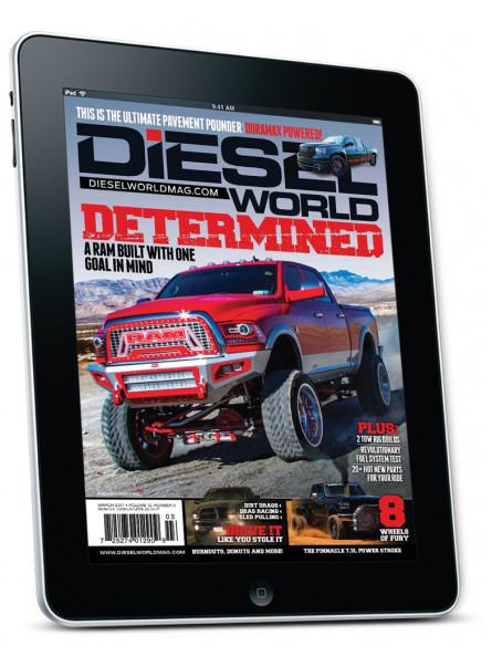 Diesel World March 2017 Digital
