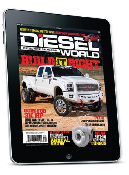 Diesel World May 2017 Digital
