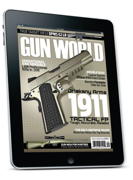 Gun World September 2015 Digital