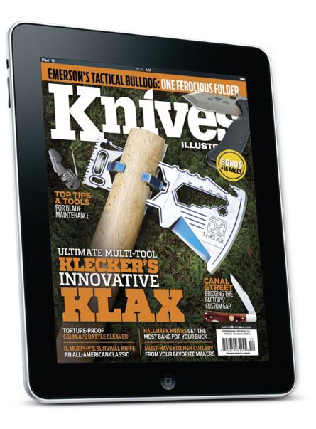 Knives Illustrated December 2014 Digital