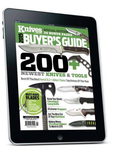 Knives Illustrated Jan/Feb 2015 Digital