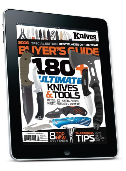 Knives Buyer's Guide Jan/Feb 2016 Digital