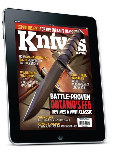Knives Illustrated March/April 2015 Digital