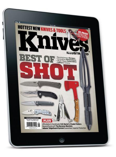 Knives Illustrated May/June 2015 Digital