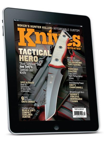 Knives Illustrated November 2014 Digital