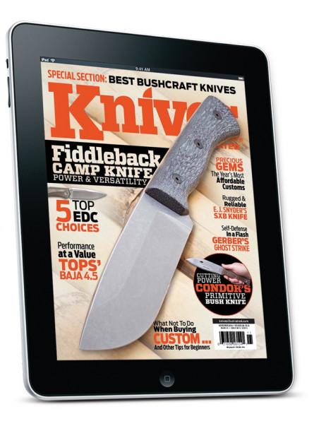 Knives Illustrated Nov 2015 Digital