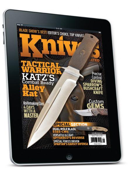 Knives Illustrated Sep/Oct 2015  Digital