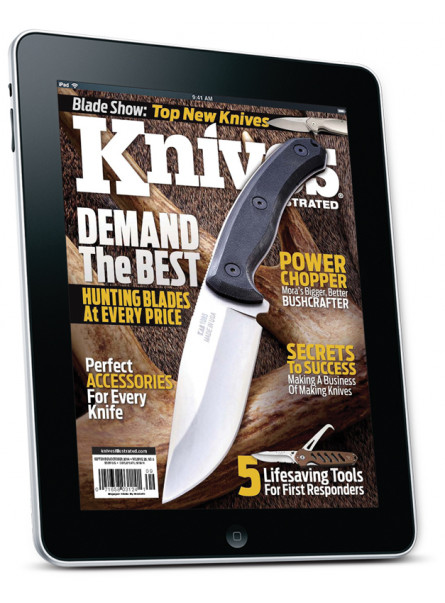 Knives Illustrated Sep/Oct 2014 Digital