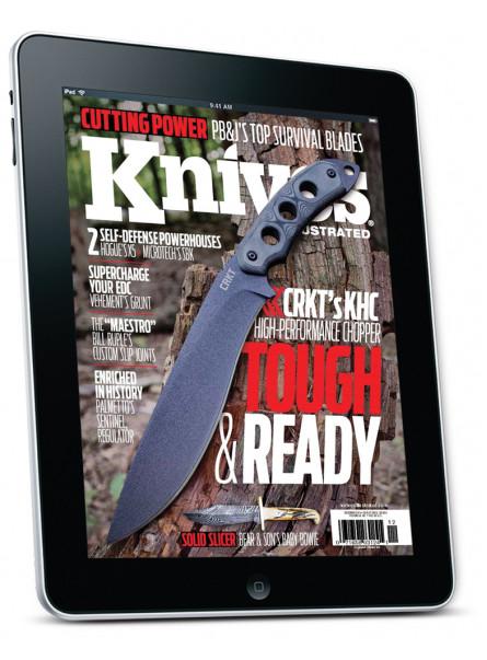 Knives December 2016 Digital