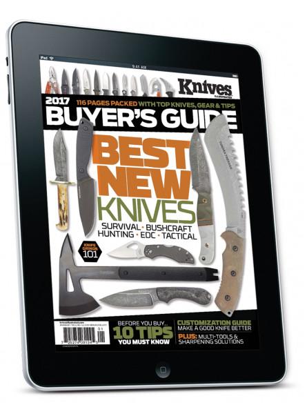 Knives Buyers Guide Jan/Feb 2017 Digital