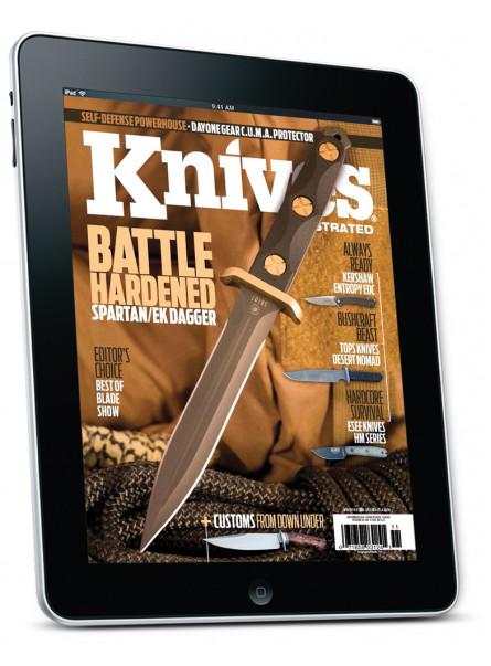 Knives November 2016 Digital