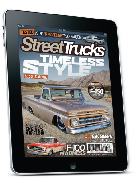 Street Trucks September 2016 Digital
