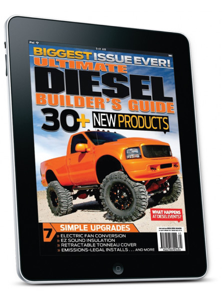 Ultimate Diesel Builder's Guide April/May 2014 Digital