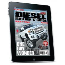 Ultimate Diesel Builder's Guide Aug/Sep 2015 Digital