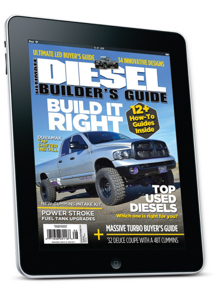 Ultimate Diesel Guide Aug/Sep 2014 Digital
