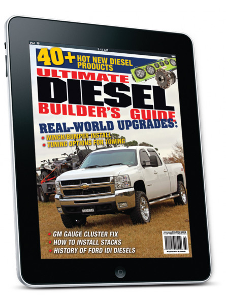 Ultimate Diesel Builder's Guide FEB/MAR 2014 Digital