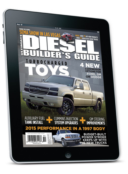 Ultimate Diesel Buyer's Guide Feb/Mar 2015 Digital