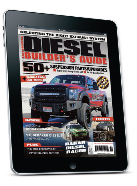 Ultimate Diesel Guide June/Jul 2014 Digital