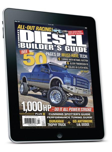Ultimate Diesel Builder's Guide June/July- 2015 Digital