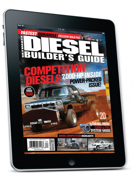 Ultimate Diesel Guide Aug-Sep 2016 Digital