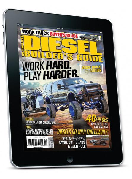 Ultimate Diesel Guide June/July 2016 Digital