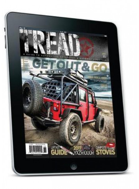 Tread Magazine Fall 2016 Digital