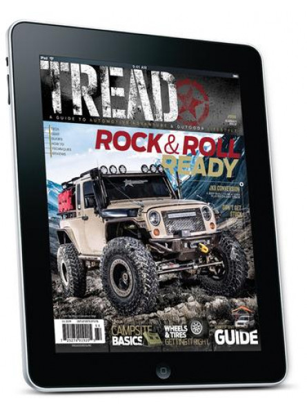 Tread Magazine Summer 2016 Digital