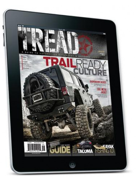 Tread Magazine Winter 2015 Digital