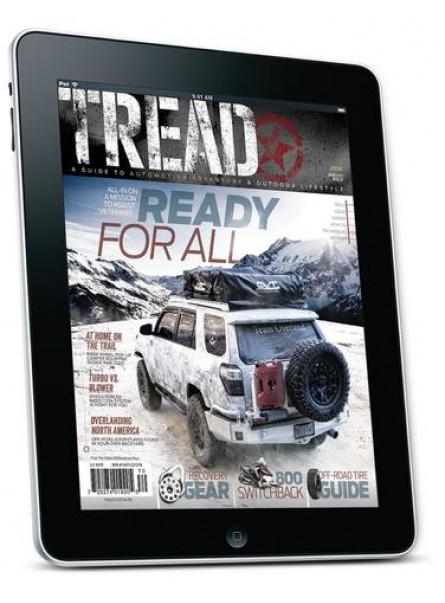 Tread Fall/Win 2016 Digital