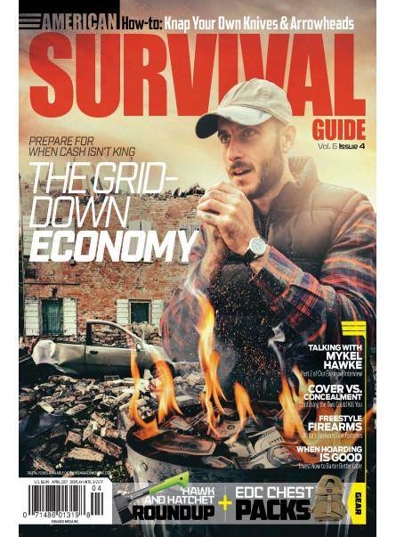 American Survival Guide April 2017