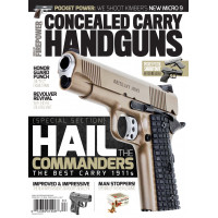 Conceal Carry Handguns Spring 2017