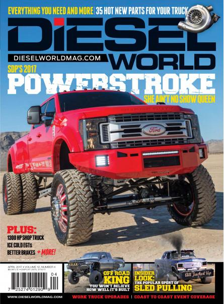 Diesel World April 2017