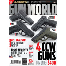 Gun World March 2017
