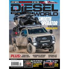 Diesel World April 2018